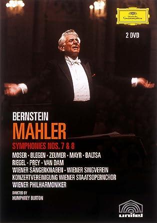 マーラー:交響曲 第7番・第8番 [DVD]