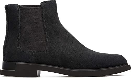 Ankle Suede Boots Chelsea Iman Amazon co Womens Utman Camper Black vqx4YftPw