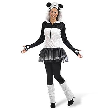Limit Sport - Disfraz de oso panda con tu tu, para adultos, talla ...