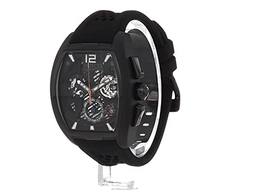 Amazon.com: Invicta Mens S1 Rally Stainless Steel Quartz Watch with Silicone Strap, Black, 21.4 (Model: 26887: Watches