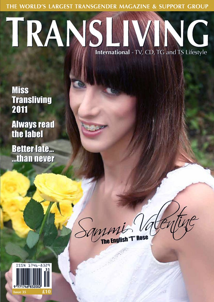 TRANSLIVING INTERNATIONAL TRANSGENDER CROSS DRESSING TRANSVESTITE LIFESTYLE  MAGAZINE ISSUE 35 (TRANSLIVING INTERNATIONAL): Amazon.co.uk: SHANE MARCUS  ...