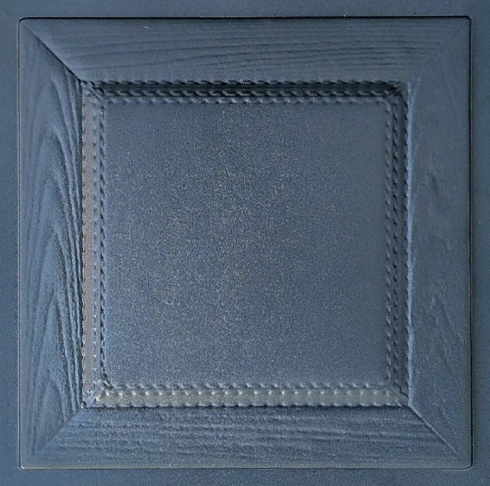 Plastic mold for 3d decor wall panels #112, for plaster (gypsum) or concrete