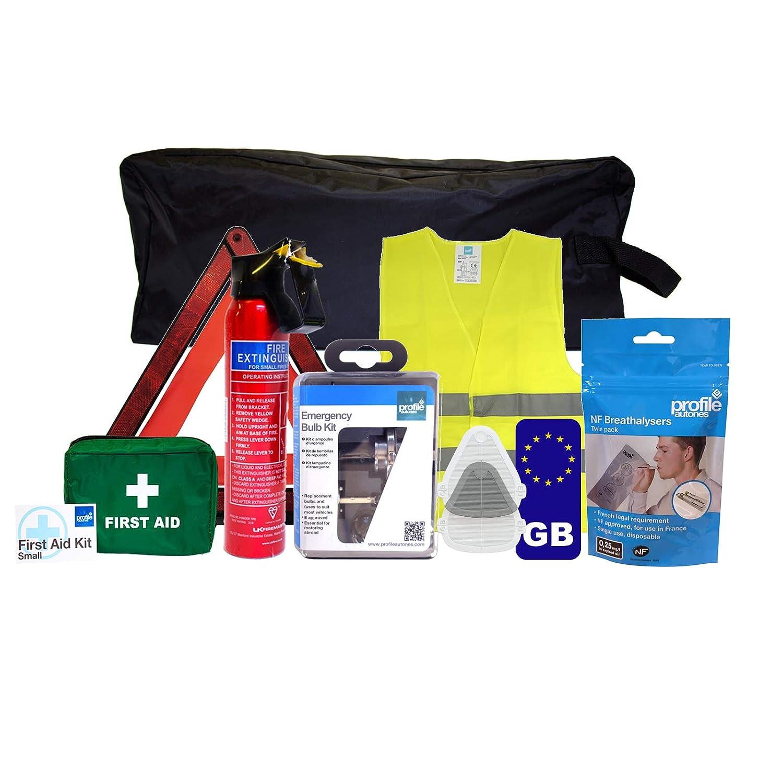 Travel abroad kit - Gold Euro Kit Profile Autones