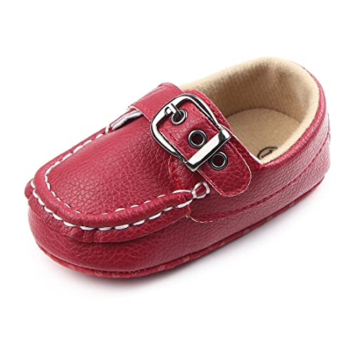 cd189d7a7eddd MiYuebb® Infant Baby Boy/girls Loafers Oxford Shoes with Non-slip Soft Sole  and Cute Accessories