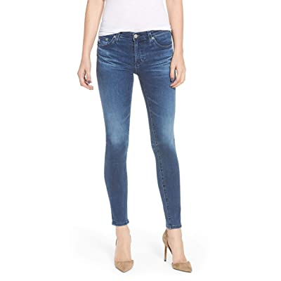 AG Adriano Goldschmied Women's Legging Ankle Denim: Clothing