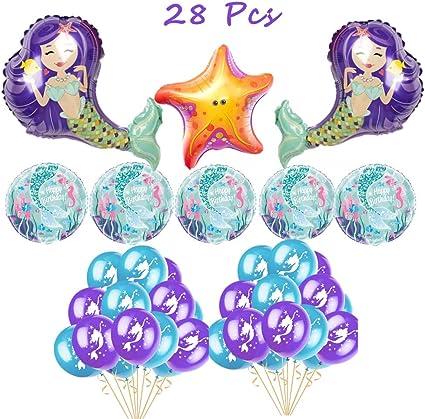 Amazon.com: Borang - Globos de fiesta de cumpleaños para ...