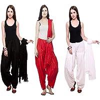 Pistaa Women's Premium Cotton Readymade Salwar