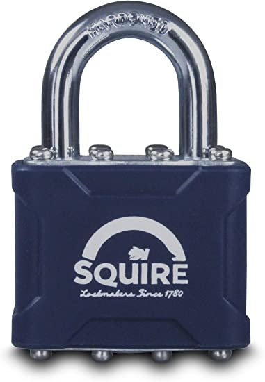 Henry Squire 39//2.5 Stronglock Long Shackle Padlock