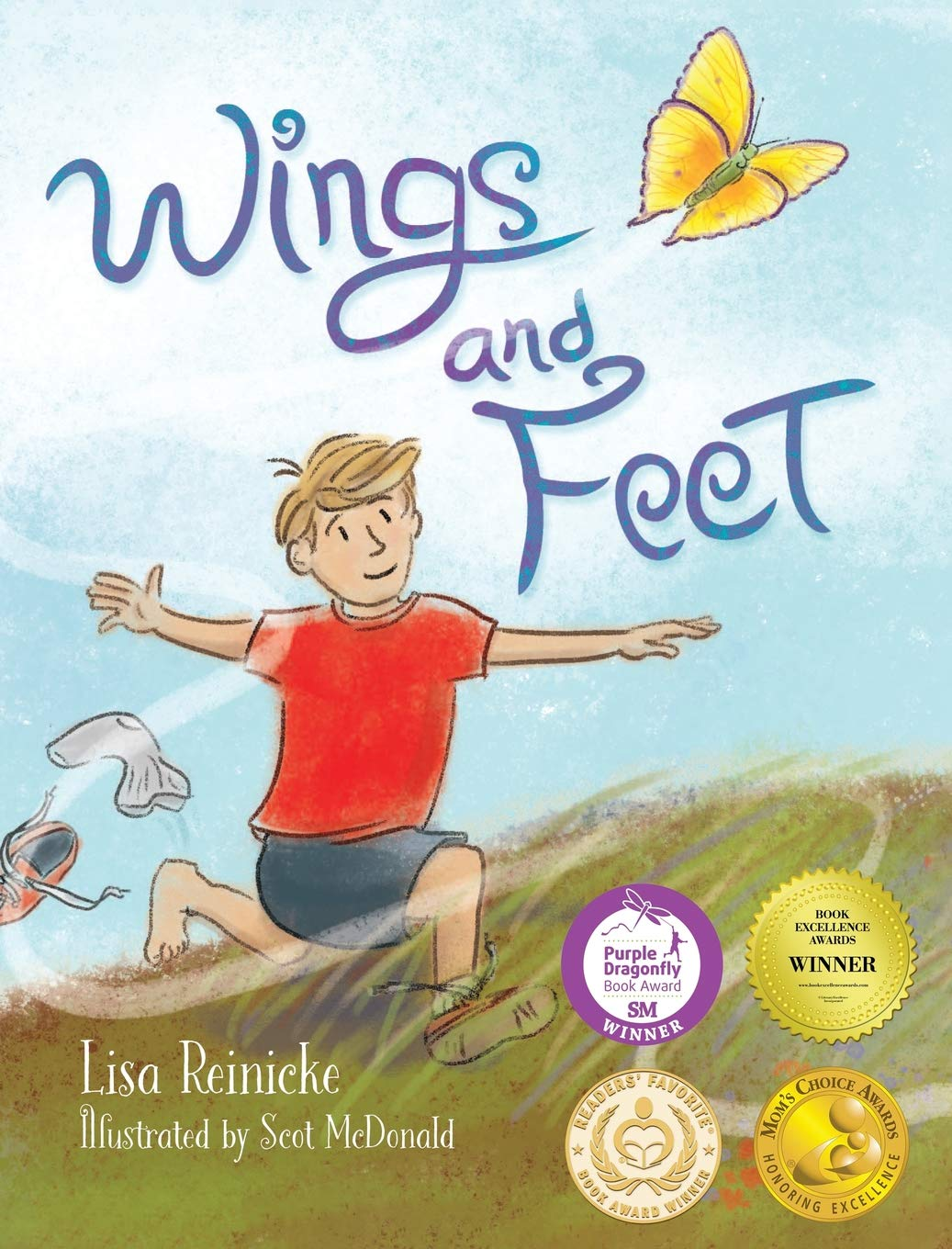 Download Wings and Feet pdf