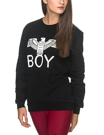 Boy London Felpa Maglia Uomo Ragazzo Unisex Urban Moda Logo Stampato BL721   MainApps  Amazon.it  Abbigliamento 144d78d25f7