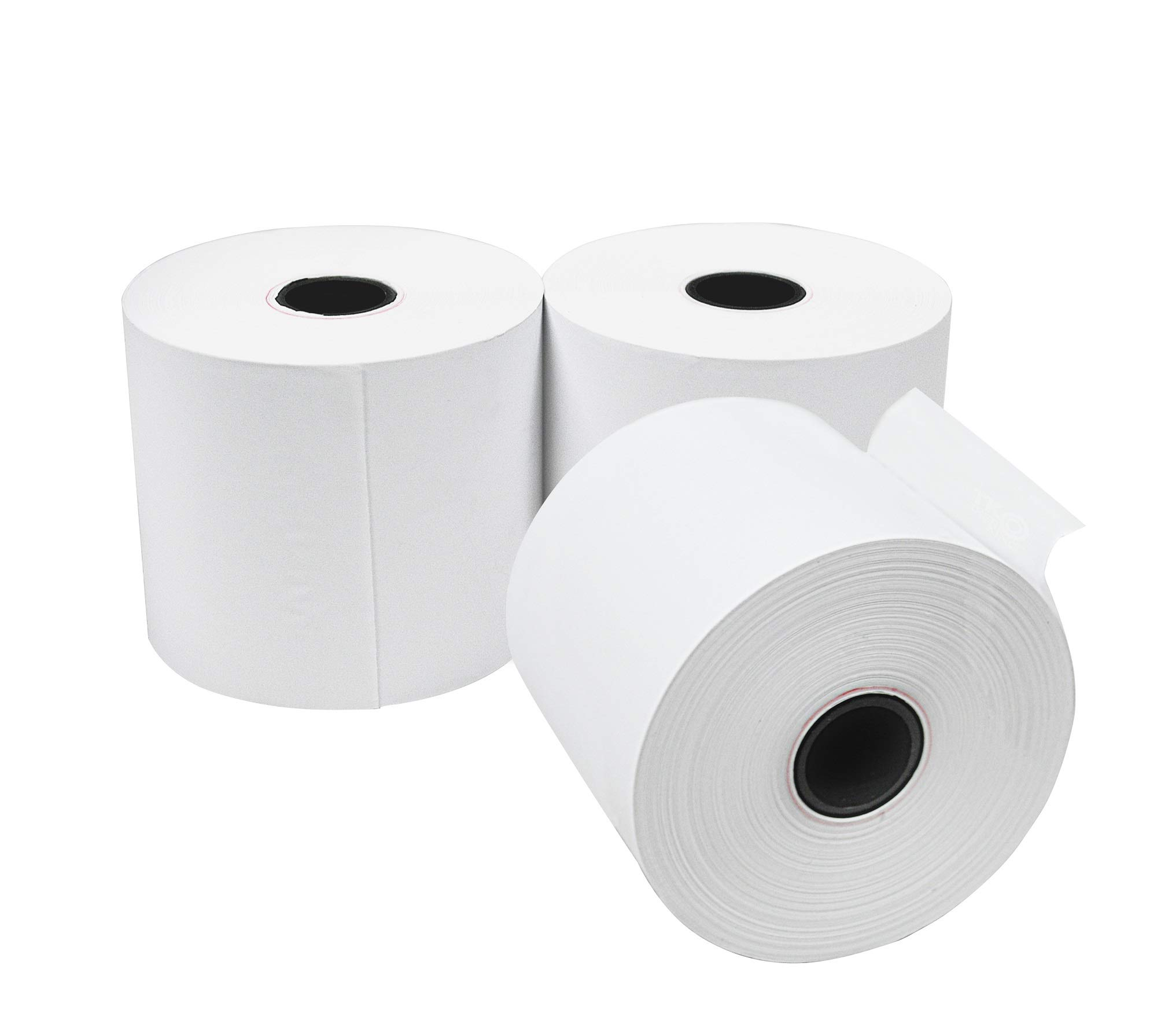 Thermal King, 2 1/4'' x 230' Thermal Paper, 50 Rolls [Thermal King Brand] by Thermal King (Image #1)