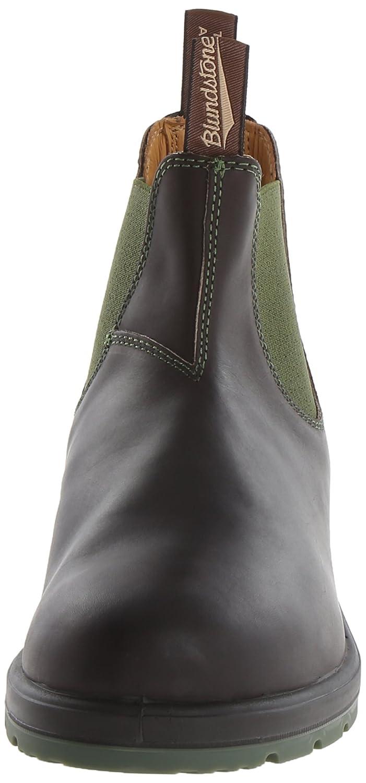 Blundstone 1402 Chelsea Boot B00LAJSXP4 5 UK/8 M US Stout Brown/Olive