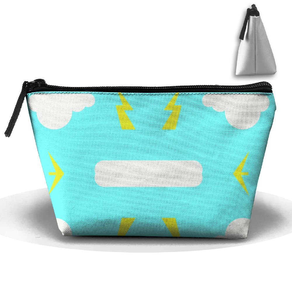 8e2e6a02eb0a Storm Clouds And Lightning Cosmetic Bag