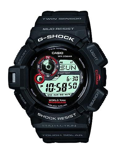 Amazon.com: Casio G Shock Mudman Reloj digital para hombre ...
