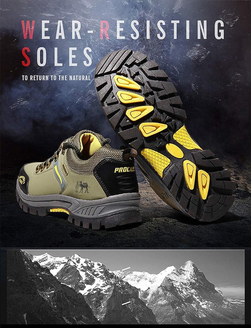 homme / femme, chaussures mika cdm hommes portent des chaussures femme, de randonnée sentier extérieur résistant imperméable escalade souliers classé premier dans sa catégorie principa le dans la mode rb9967 22b8dc