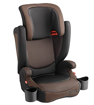 Aprica Disturbance RAID Braun BR Lightweight Booster Seat 3 Year Old Was From Long