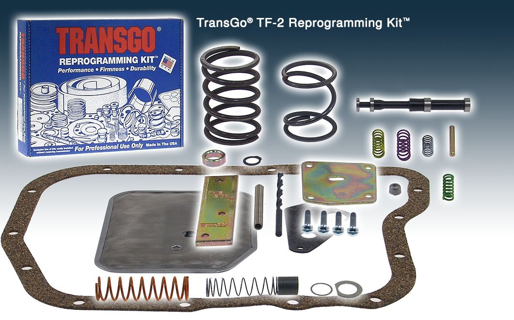 Transgo TF2 Reprogramming Kit, Race: Back to Low