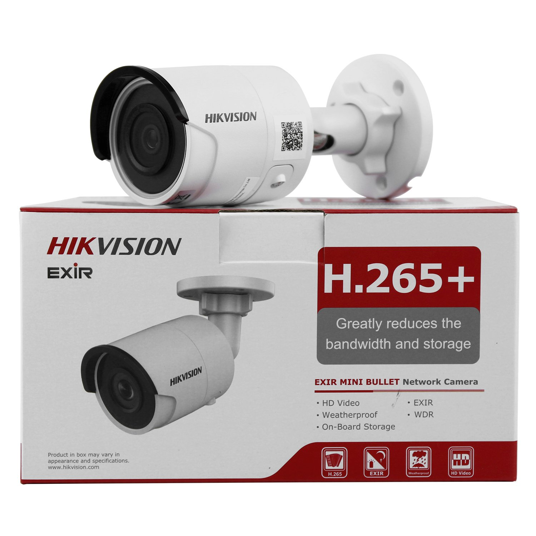 HIKVISION DS-2CD2035FWD-I Cámara IP para exteriores de 3,0 ...