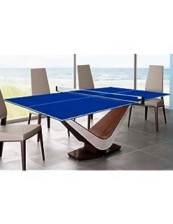 f461a351bc5fc Lixada Table de ping-pong plateau pliable facile à transporter pour ...