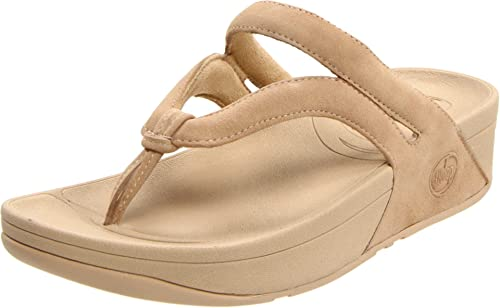 9ac734501 Fit Flop Women s Whirl Thong Sandal