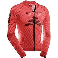X-Bionic 男士自行车喷雾机长袖骑行衬衫