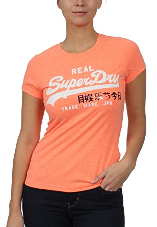 t shirt orange damen