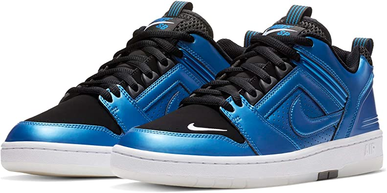 | Nike SB Airforce II Low QS 'Rivals' Blue Size
