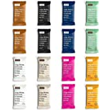 RxBar Real Food Protein Bars 8 Flavor Variety Pack, 2 Each, 16 Total Count