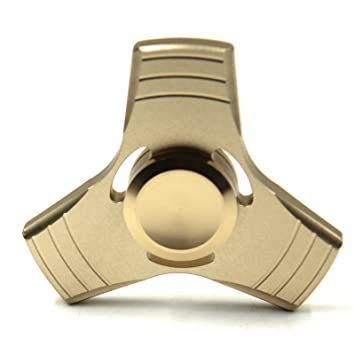 fidget spinner gold amazon. pptoy fidget spinner toy finger hand cube 360 degree rotation perfect for quitting smoking add gold amazon r