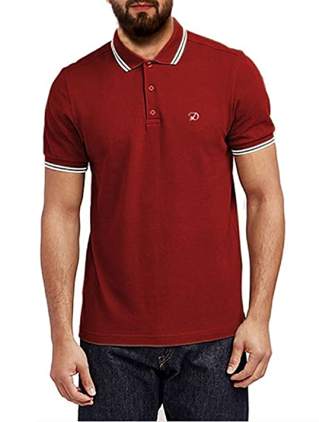 34ad9dc3059cf THE ARCHER Men s Cotton T-Shirt  Amazon.in  Clothing   Accessories
