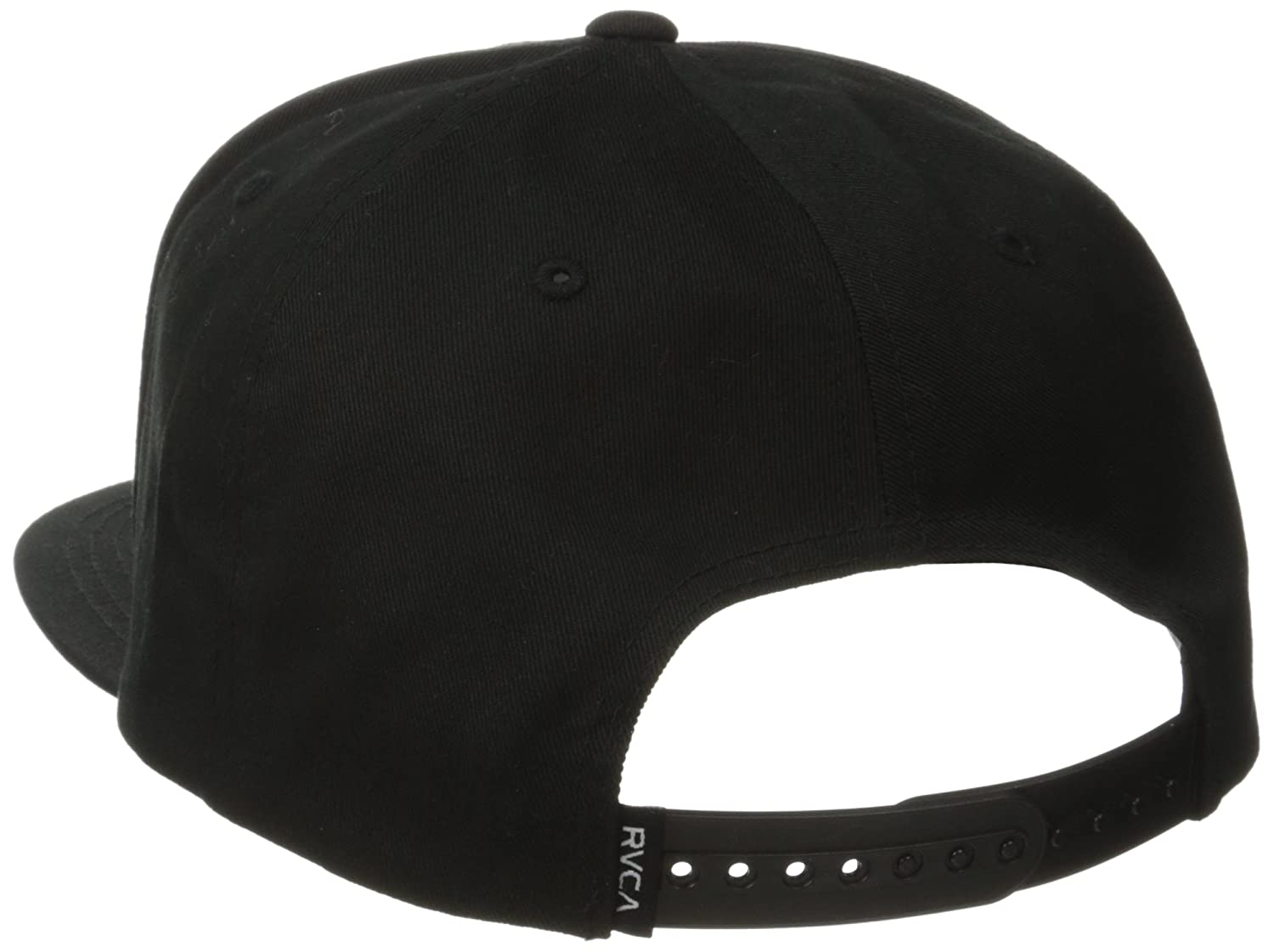 finest selection 7878b 3a60a Amazon.com  RVCA Men s Twill Snapback Six-Panel Trucker Hat  Clothing