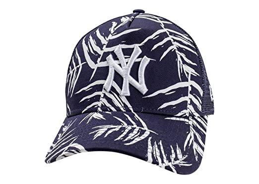 New Era New York Yankees NY Casquette Femme, Bleu, FR (Taille Fabricant   06b99f475ef2