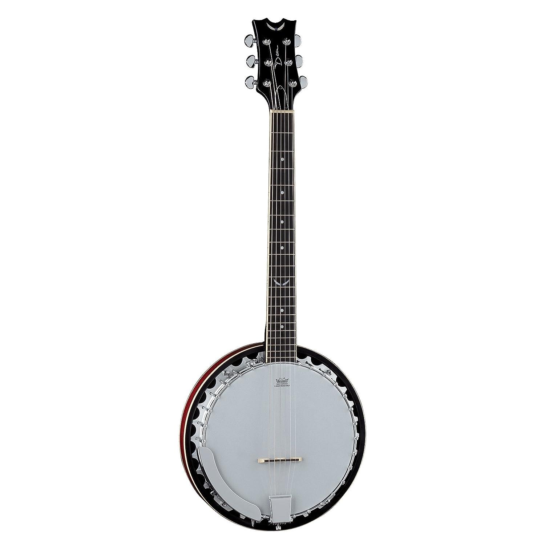 Dean Backwoods 6 Banjo - Natural Dean Guitars BW6