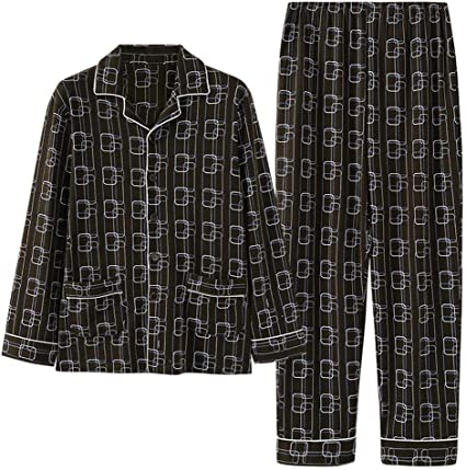 Sikungjlk - Juego de pijamas para hombre, conjunto de pijama ...