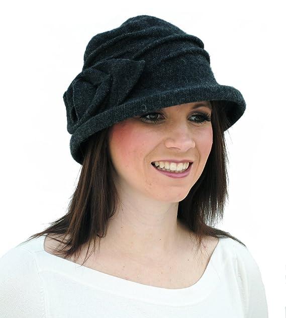 i-Smalls Cappello a cloche da donna e98b80a76cf8