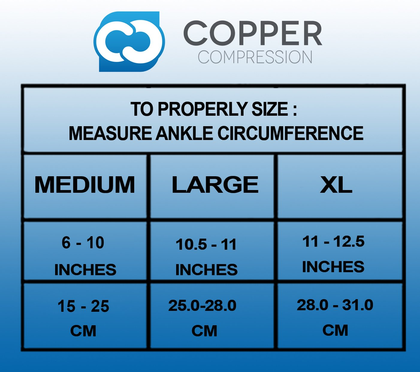 Amazon Copper Compression Recovery Foot Sleevesankle Sleeve