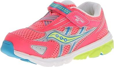 Saucony Girls Baby Ride 6 Running Shoe