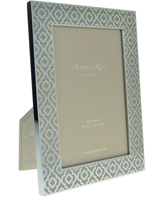 Amazon.de: Addison Ross Bilderrahmen 4 x 6 Rahmen aus Emaille ...