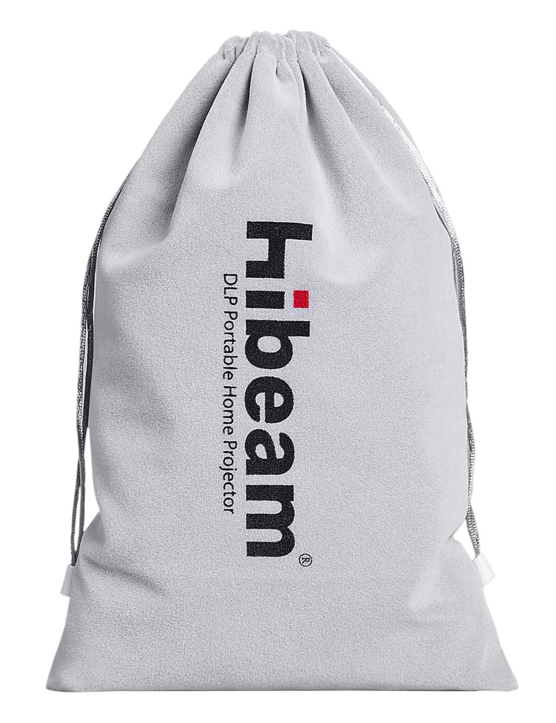Bolsa de Tela de Terciopelo de Hibeam, 12.5 Pulgadas x 8.5 ...