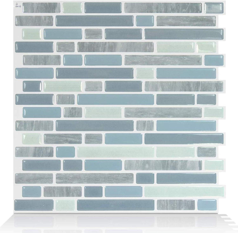 - Smart Tiles Self Adhesive Wall Tiles - Bellagio Alario - 4 Sheets