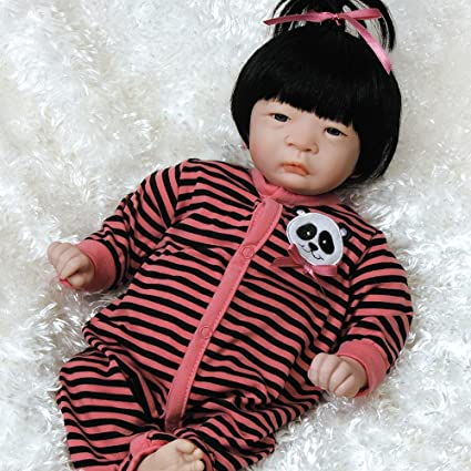 2d2953254c69 Amazon.com  Paradise Galleries Realistic Asian Reborn Baby Doll ...