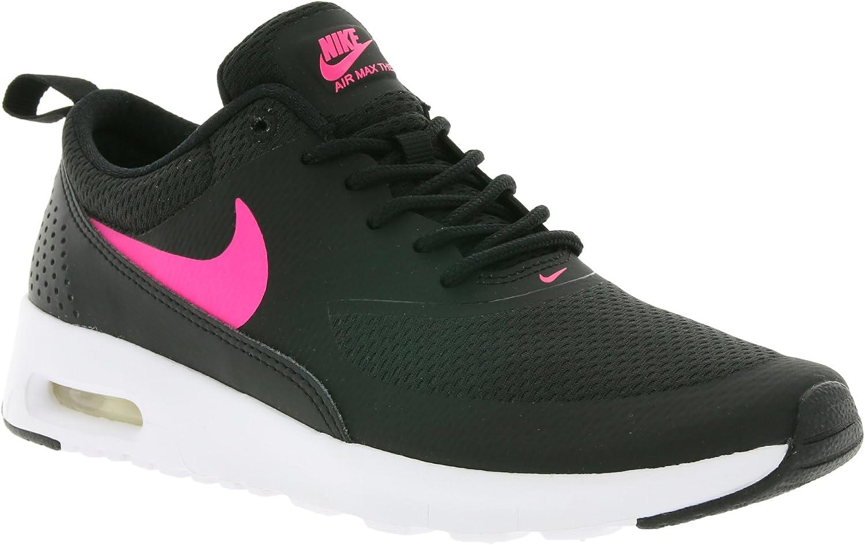 Nike Air Max Thea GS Sneaker Current Model 2016, EU Shoe Size:EUR 38.5, Color:Black