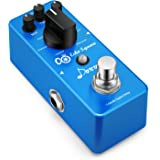 Donner Multi Digital Delay Pedal Echo Square Guitar Effect Pedal 7 Modes