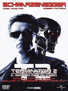 Terminator 2 - Il Giorno Del Giudizio (SE) (3 Dvd) [Italia
