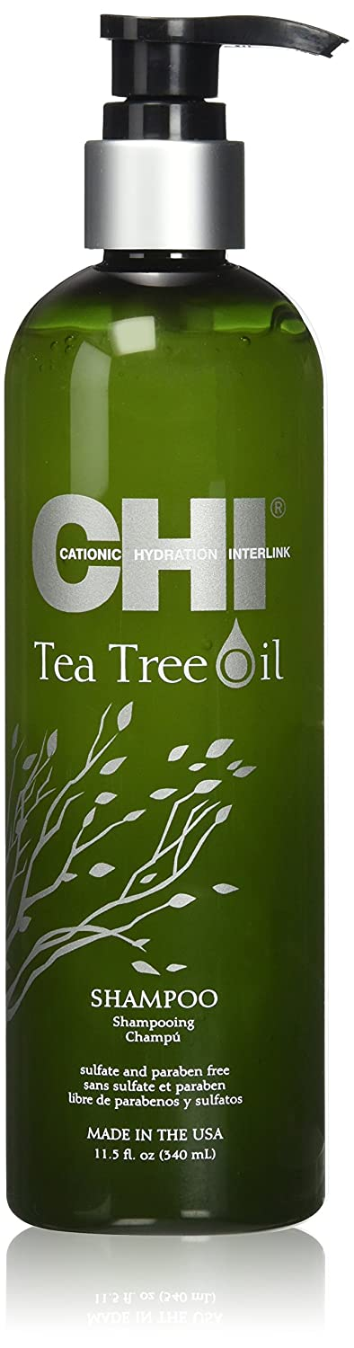 Image result for CHI Shampoo al Tea Tree