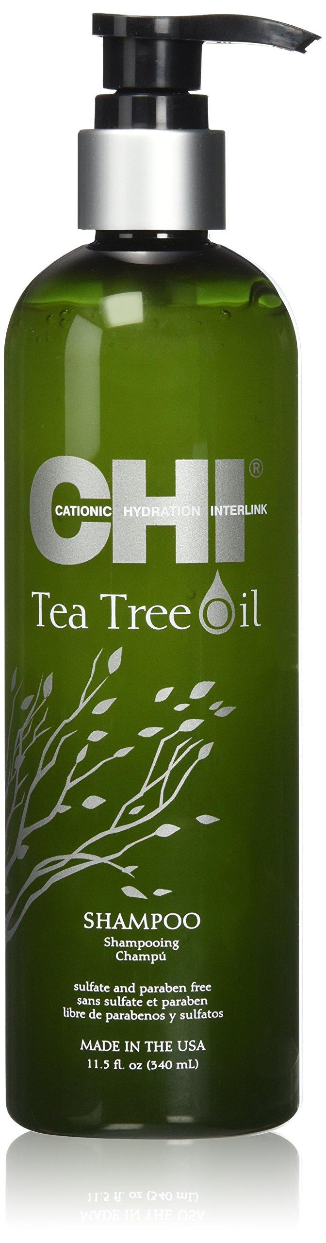 CHI Tea Tree Oil Shampoo,11.5 FL Oz by CHI