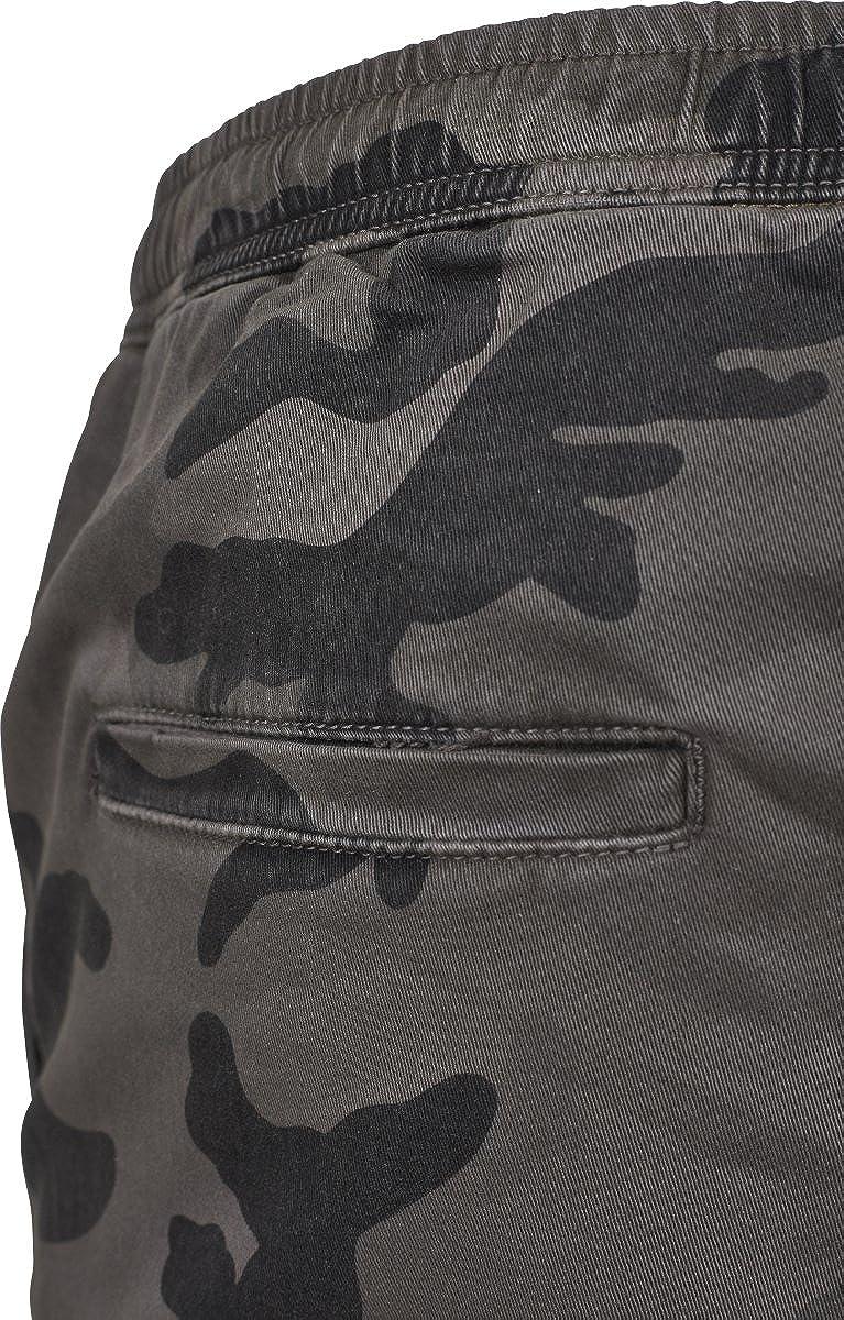 Urban Classics Camo Joggshorts Pantaloncini Uomo