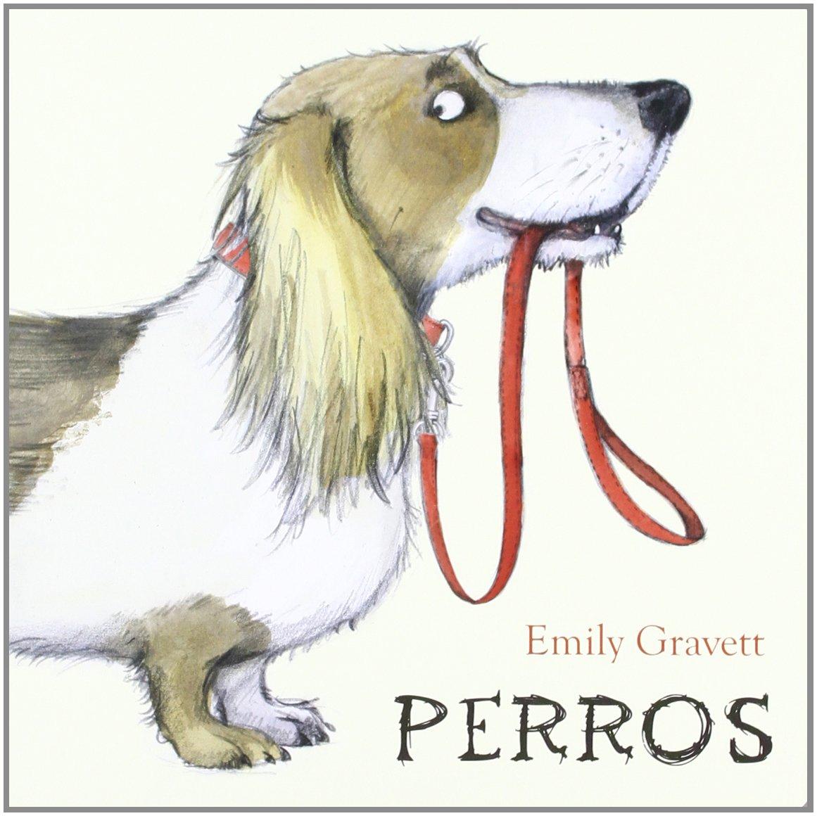 Resultado de imagen de perros. emily gravett