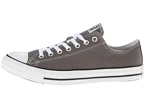 5f91ce87bf7b4 Converse Men's All Star Chuck Taylor Lo Top Oxfords Charcoal 11 D(M) US