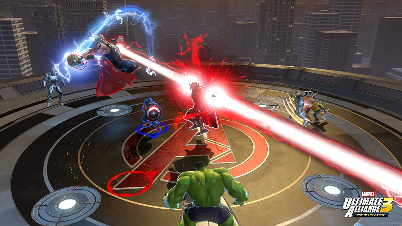 Amazon.com: Marvel Ultimate Alliance 3: The Black Order ...